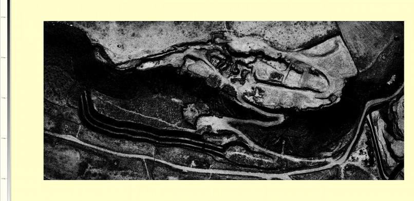 CARTODESIA realiza durante el verano un estudio medio ambiental de una cantera abandonada